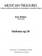 Sinfonia op. 18