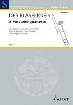 8 Posaunenquartette