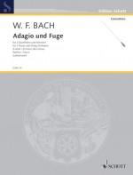 Adagio and Fugue D minor
