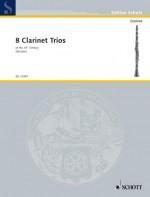 8 Clarinet Trios