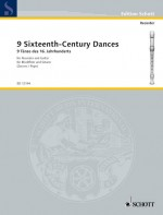 9 Sixteenth-Century Dances