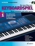 Der neue Weg zum Keyboardspiel - MP3-Pack