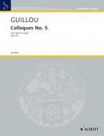 Colloque No. 5, op. 19
