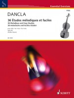 36 Melodious and Easy Studies