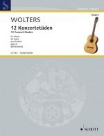 12 Concert Etudes