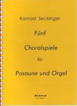 Fünf Choralspiele