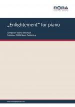 """""""""""Enlightement"""" for piano"""""""