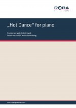 """""""""""Hot Dance"""" for piano"""""""