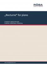 """""Nocturne"" for piano"""