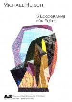5 Logogramme für Flöte