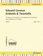 Andante and Tarantella