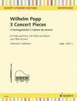 3 Concert Pieces