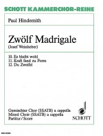 12 Madrigals