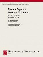 Centone di Sonate No. 1 - 6