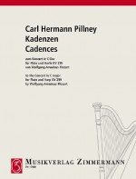 Cadences to the Concerto in C major