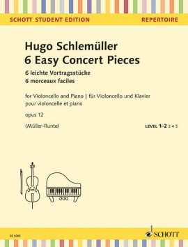 6 Easy Concert Pieces - MP3-Pack