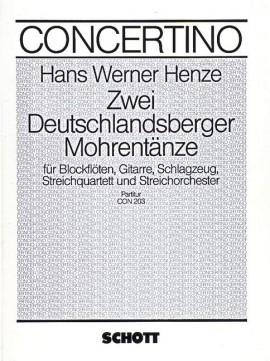 2 Deutschlandsberger Mohrentänze