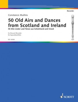 50 Old Airs and Dances