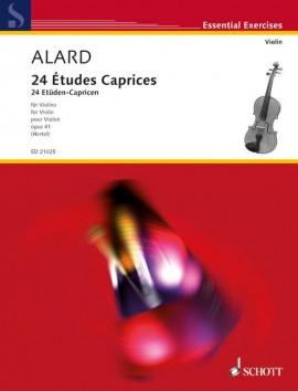 24 Études Caprices