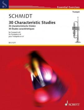 30 Characteristic Studies