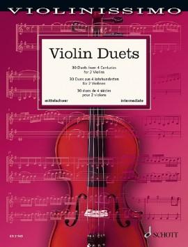 Violin Duets - all Downloads