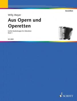 Aus Opern und Operetten