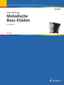 Melodische Bass-Etüden