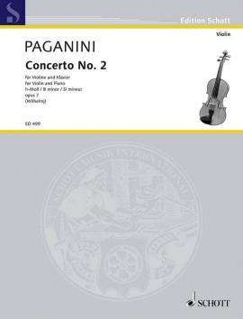 Concerto No. 2 B Minor