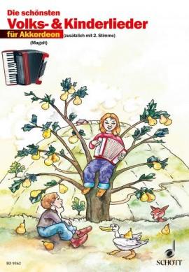 Die schönsten Volks- und Kinderlieder