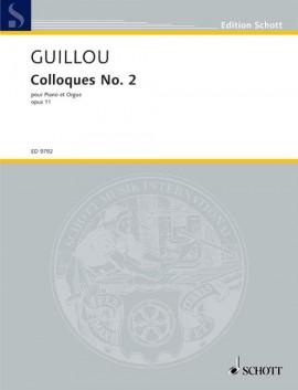 Colloque No. 2, op. 11