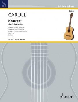 Concerto E minor