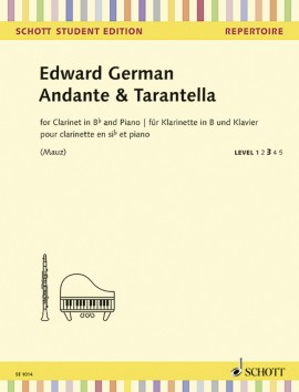 Andante and Tarantella - MP3-Pack