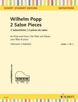 2 Salon Pieces - MP3-Pack