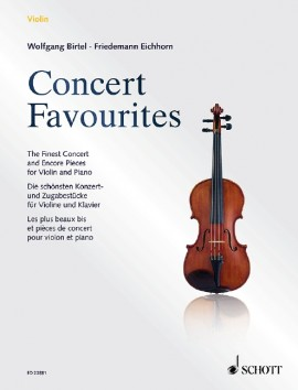 Concert Favourites - all Downloads