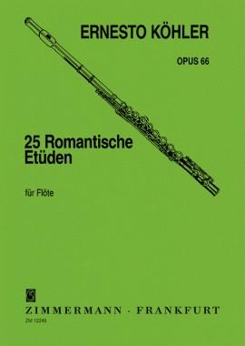 25 Romantische Etüden