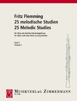 25 Melodic Studies