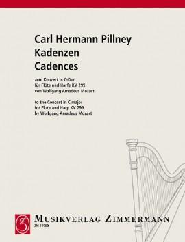 Cadences to the Concerto in C major