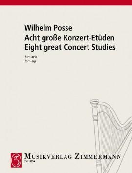 Eight great Concert Studies