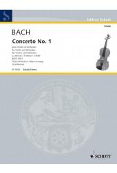 Concerto No. 1 a minor