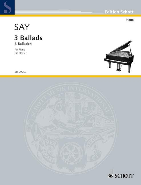 3 Ballads