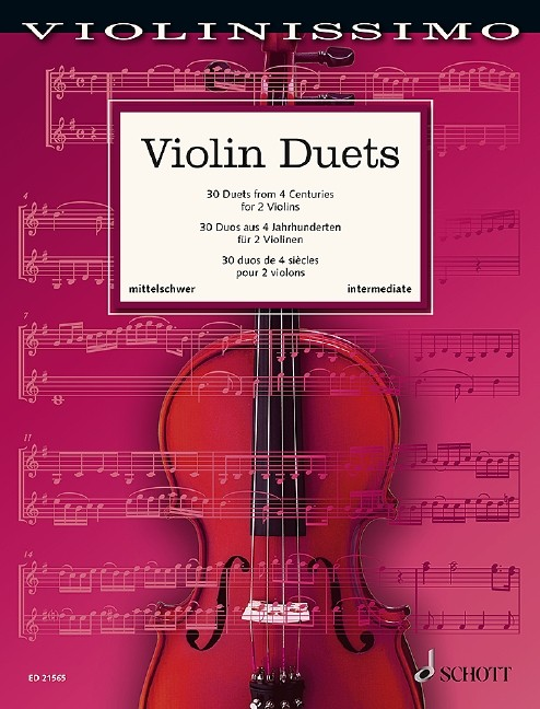 Violin Duets - all Downloads